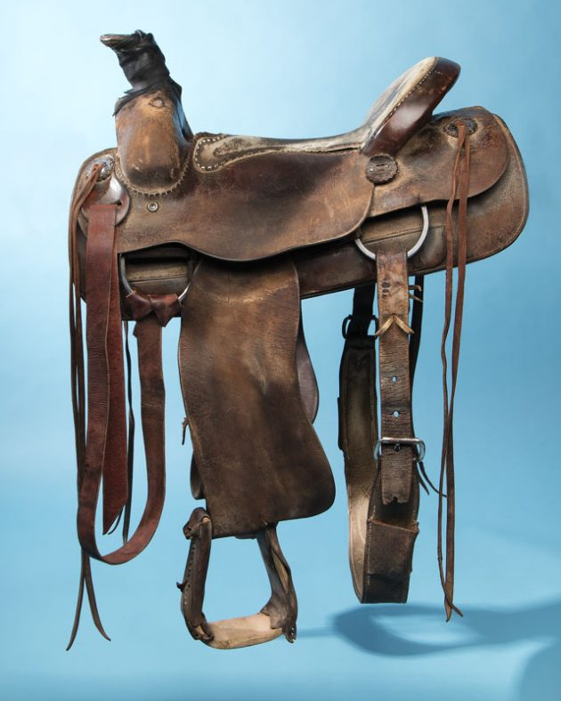 Mule mail saddle