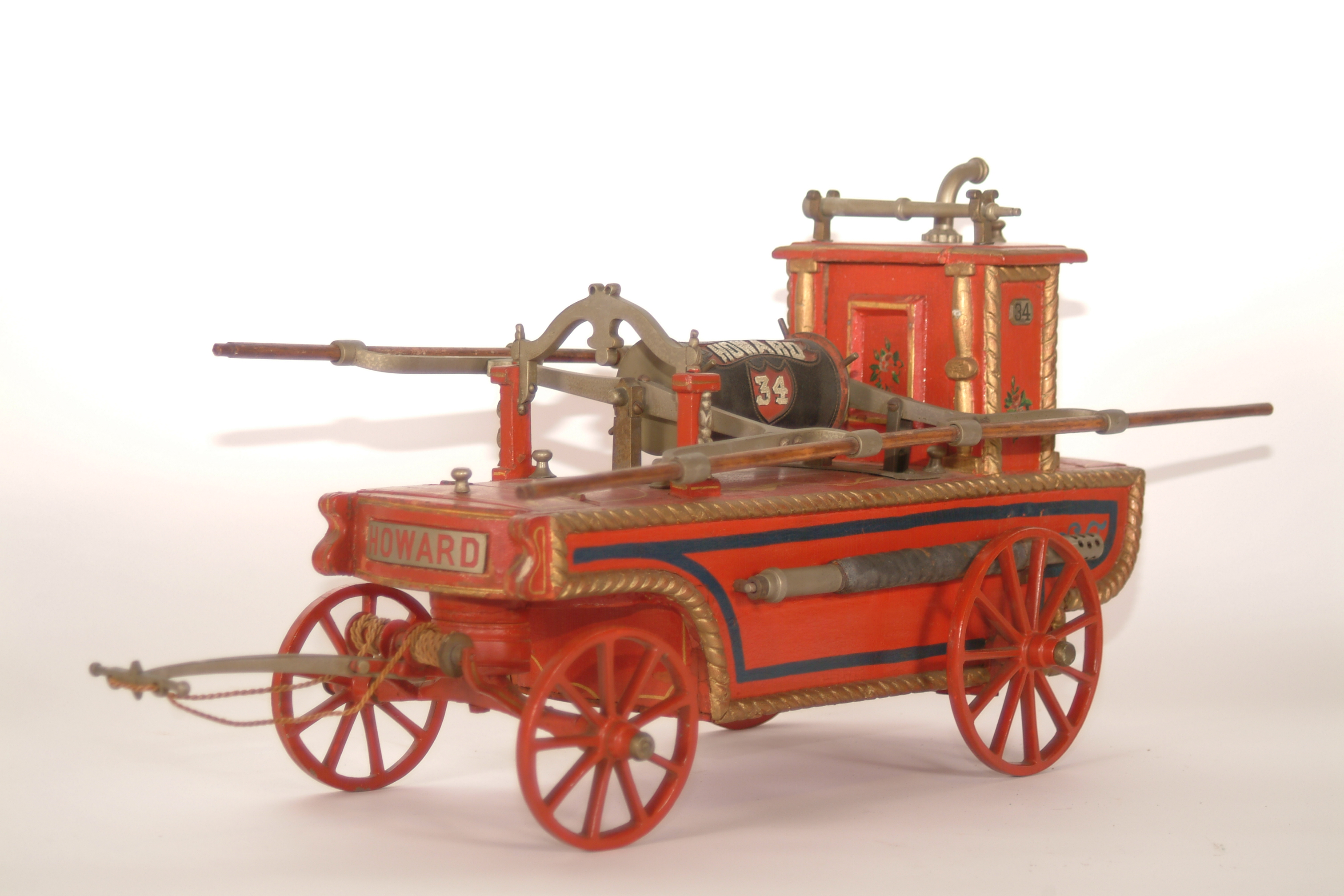 19th-century firefighting artifacts heat-up American History Museum | Smithsonian Insider