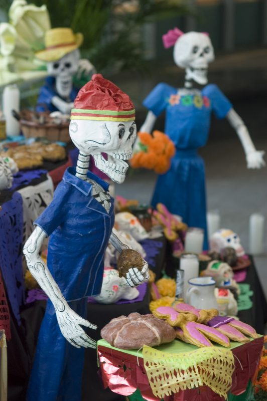 5 Facts About Día de los Muertos (The Day of the Dead)