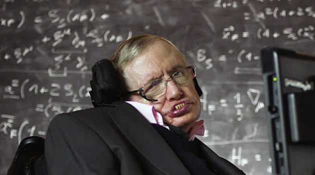 Stephen Hawking Congratulates LIGO Team on its Smithsonian American Ingenuity Award