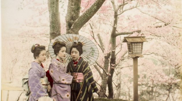 Henry and Nancy Rosin Collection of Early Photography of Japan. Freer Gallery of Art and Arthur M. Sackler Gallery Archives. Smithsonian Institution, Washington, D.C. Partial purchase and gift of Henry and Nancy Rosin, 1999–2001.