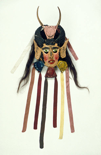 Mexican Masks: Tales Through Dance