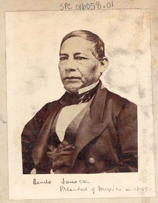 President Benito Juarez