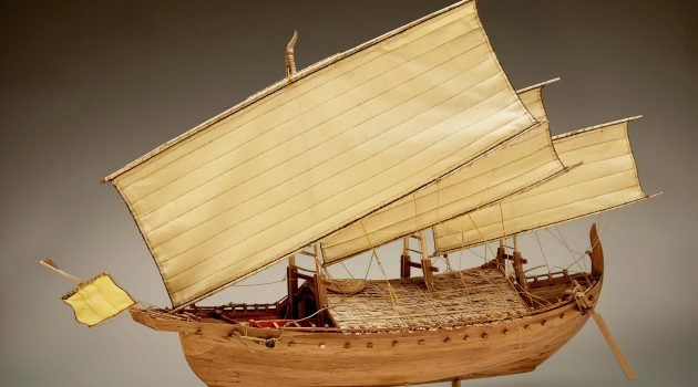 Resin from shipwreck hints at trade routes and botany of ancient Asia