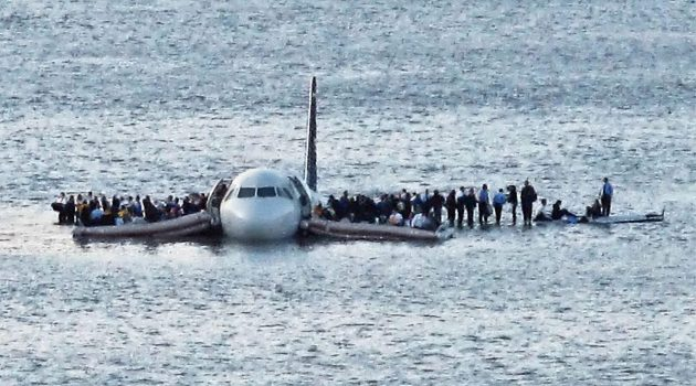 Where is the Miracle on the Hudson Plane today?