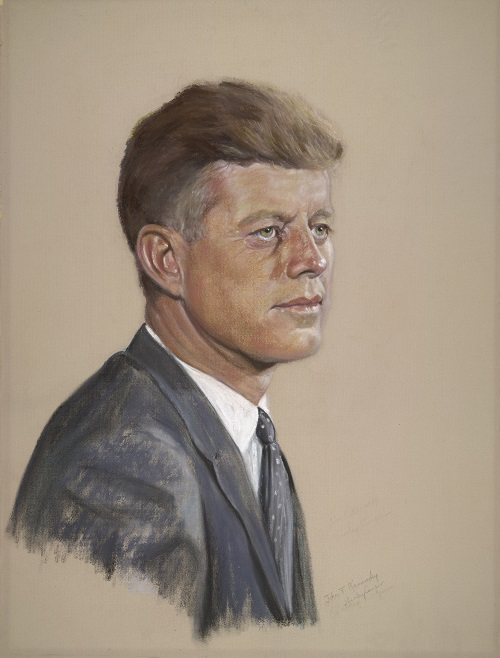 Something is. President john f kennedy apologise, but