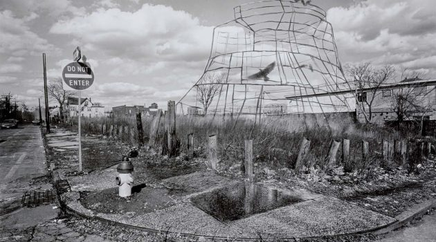 Manuel Acevedo, Altered Sites #7, 1998, printed 2016, inkjet print, 40 3/8 x 59 7/8 inches, Smithsonian American Art Museum, museum purchase through the Smithsonian Latino Initiatives Pool, administered by the Smithsonian Latino Center © 1998, Manuel Acevedo