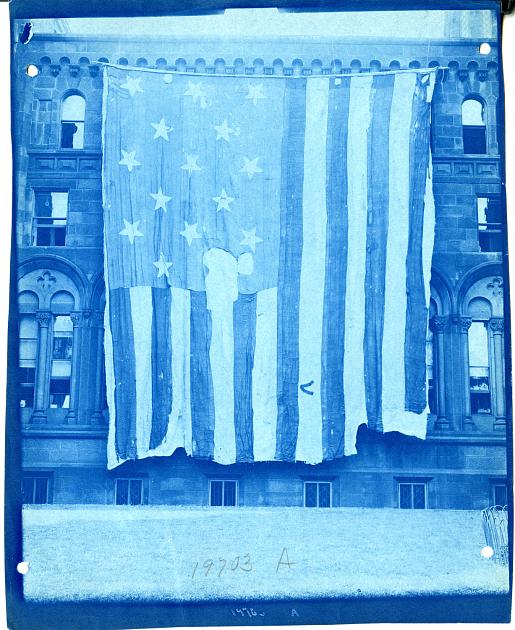 flag castle