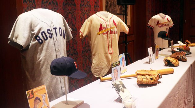 This Smithsonian donation is Major League!
