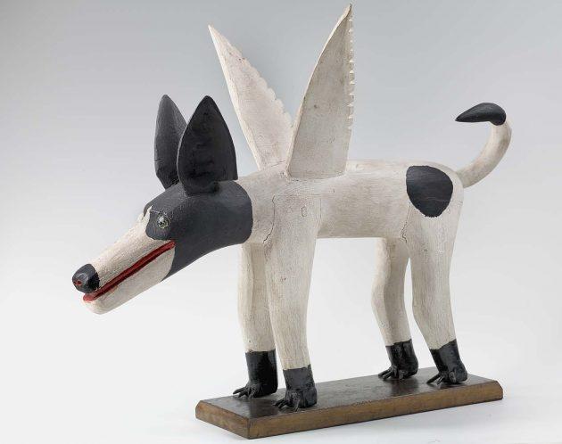 Winged Dog