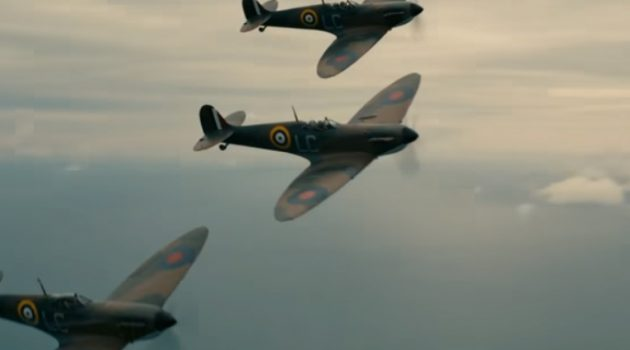 """Dunkirk"" director talks about the Spitfire"