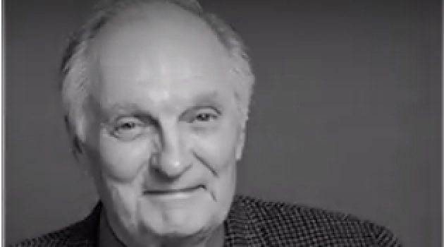 Alan Alda: Relating Through Improvisation