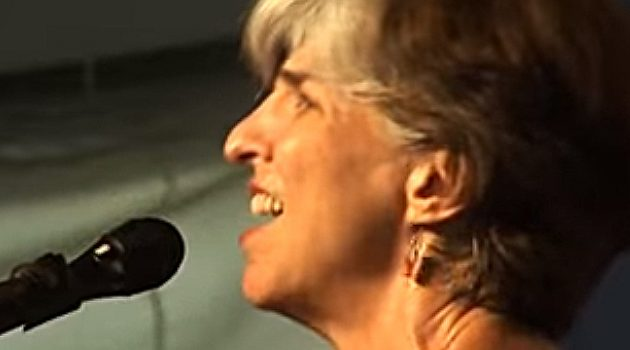 Marcia Ball at the Folklife Festival