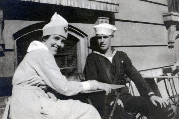 WWI letters reveal motivations, conflicts of America's first enlisted women