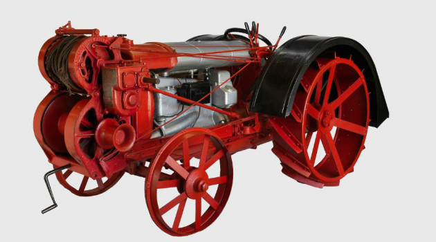 As gas-powered tractors dropped in price, farmers moved away from horse-drawn equipment. The Ford name and low price made the Fordson tractor number one in 1923. Seventy-five percent of tractors purchased in 1923 were Fordsons. Ford's unwillingness to update the tractor led to the company's failure in 1928.