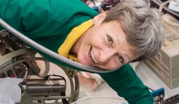Astronaut advice: Peggy Whitson