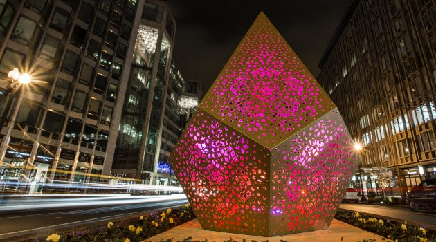 Bringing Burning Man's art from the Nevada desert to downtown D.C. streets