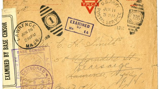 What makes a letter? Not necessarily paper