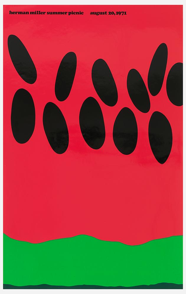 watermellon poster