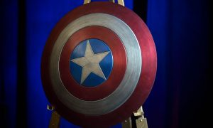 Captain America's Shield, Smithsonian's National Museum of American History