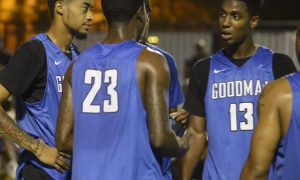 Anacostia's Goodman League games